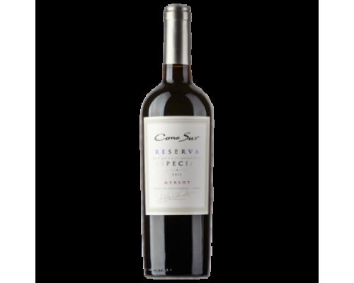 Вино Cono Sur Reserva Especial Merlot красное сухое 0,75 л