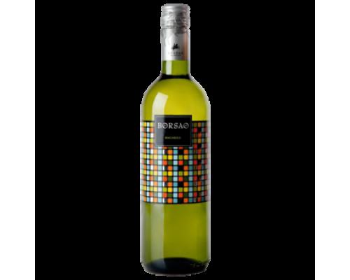 Вино Borsao Макабео белое сухое 0,75 л