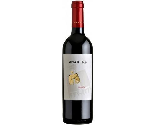 Вино Anakena Merlot 2015