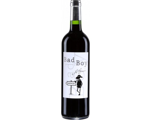 Вино Bad Boy Bordeaux AOC 2012