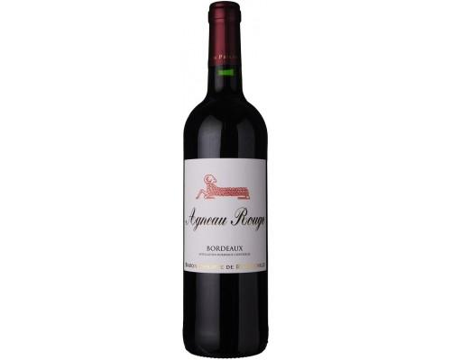Вино Baron Philippe De Rothschild Agneau Rouge Bordeaux AOC 2014
