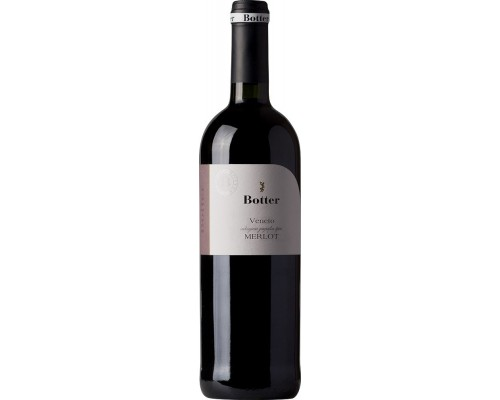 Вино Botter Merlot Veneto IGT 2013