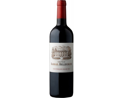 Вино Chateau Barrail Bellegrave Saint-Emilion Grand Cru 2014