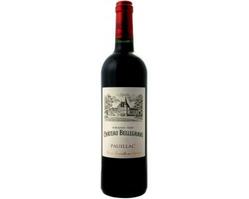 Вино Chateau Bellegrave Pauillac AOC 2011