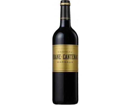 Вино Chateau Brane-Cantenac Margaux Grand Cru Classe AOC 2012