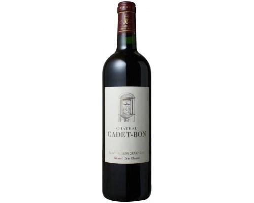 Вино Chateau Cadet-Bon Saint-Emilion Grand Cru Classe AOC 2006