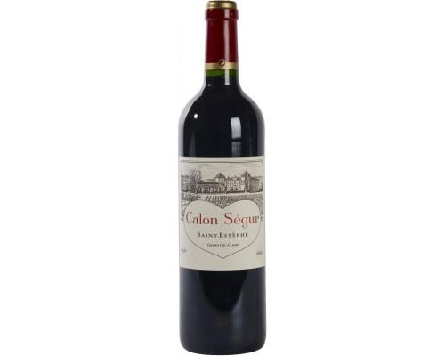 Вино Chateau Calon-Segur Saint-Estephe 3-eme Grand Cru Classe 2006