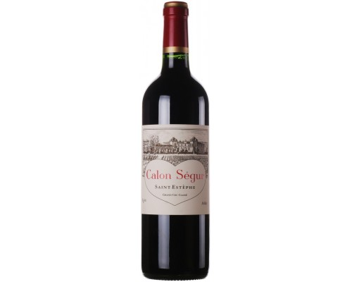 Вино Chateau Calon-Segur Saint-Estephe 3-eme Grand Cru Classe 2012