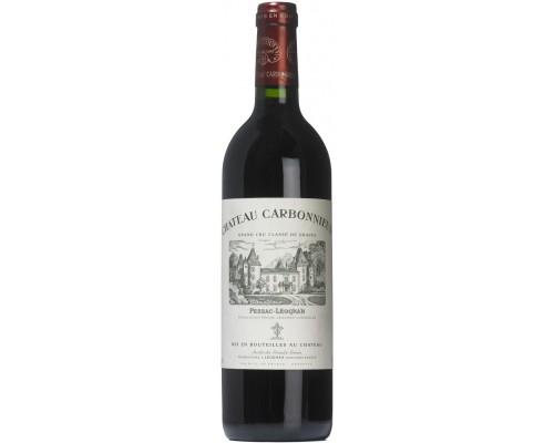 Вино Chateau Carbonnieux Rouge Pessac-Leognan AOC Grand Cru Classe de Graves 2012