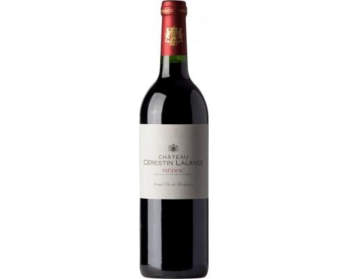 Вино Chateau Cerestin La Lande Medoc АОC 2013