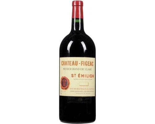 Вино Chateau Figeac Saint-Emilion AOC 1-er Grand Cru Classe 2007 1.5 л