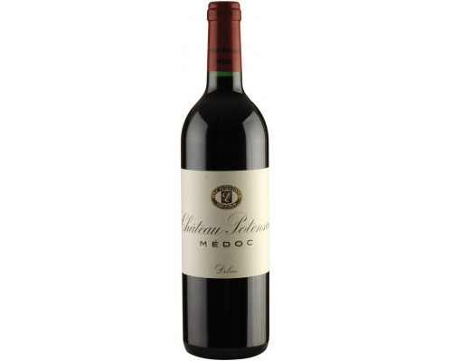 Вино Chateau Potensac Medoc AOC Cru Bourgeois 2013 1.5 л