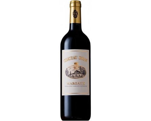 Вино Chateau Siran Margaux AOC Cru Bourgeois 2013 1.5 л