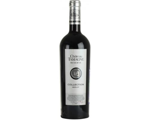 Вино Chateau Tamagne Reserve Merlot