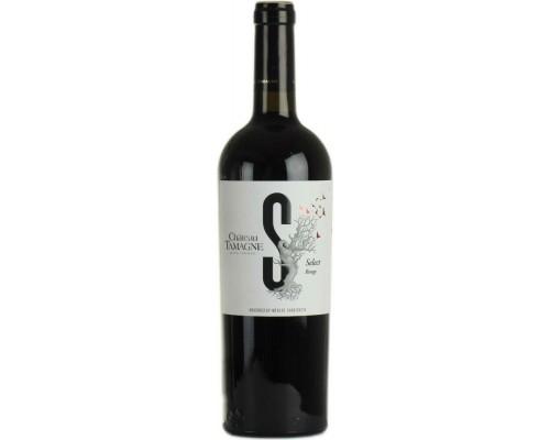 Вино Chateau Tamagne Select Rouge