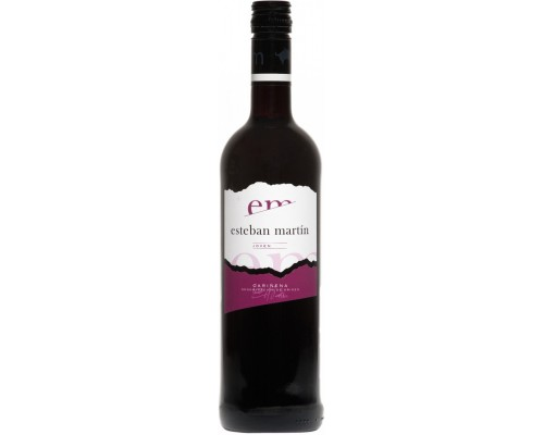 Вино Esteban Martin Joven Carinena DO 2014