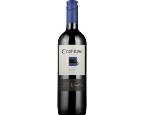 Вино Gato Negro Merlot 2014