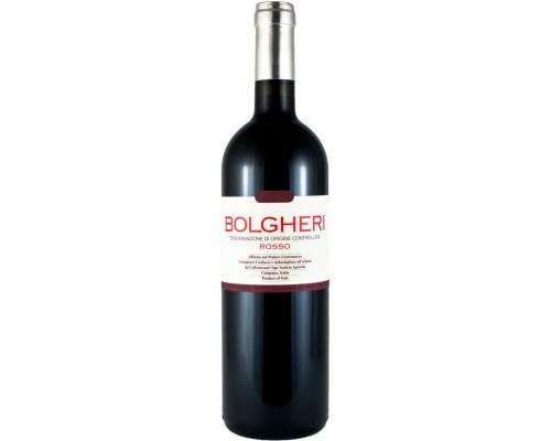 Вино Grattamacco Bolgheri Rosso DOC 2012