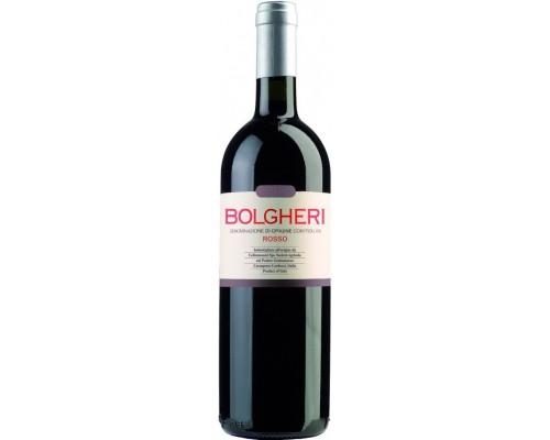Вино Grattamacco Bolgheri Rosso DOC 2014