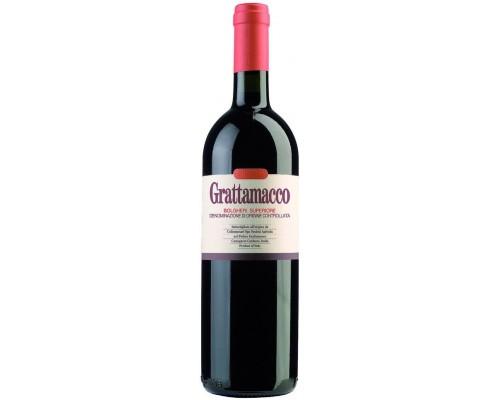 Вино Grattamacco Bolgheri Rosso Superiore DOC 2011