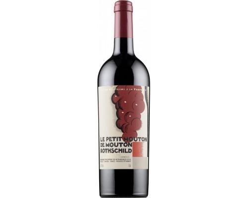 Вино Le Petit Mouton De Mouton Rothschild 2012