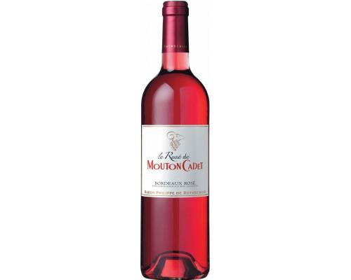 Вино Le Rose de Mouton Cadet Bordeaux AOC 2014