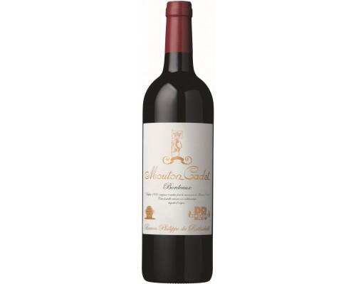Вино Mouton Cadet Edition Vintage Bordeaux AOC 2013