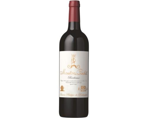 Вино Mouton Cadet Edition Vintage Bordeaux AOC 2013 1.5 л