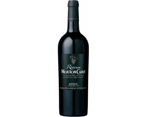Вино Reserve Mouton Cadet Medoc AOC 2015