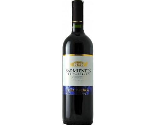 Вино Sarmientos de Tarapaca Merlot