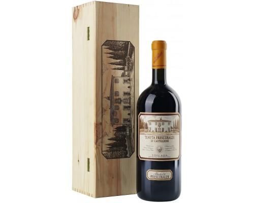 Вино Tenuta Frescobaldi di Castiglioni 2013 wooden box 1.5 л