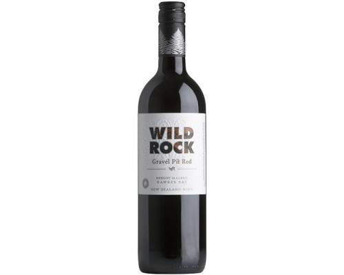 Вино Wild Rock Gravel Pit Red Merlot Malbec 2009