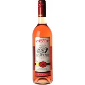 Вино Yvon Mau Yvecourt Bordeaux AOC Rose