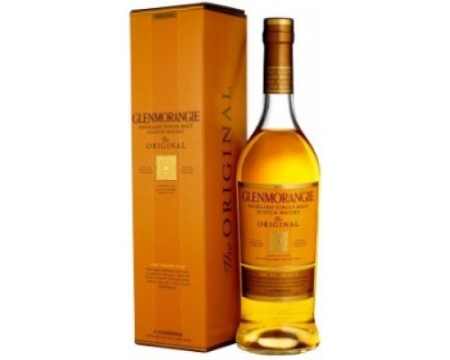 Виски Glenmorangie The Original in gift box 0.7 л