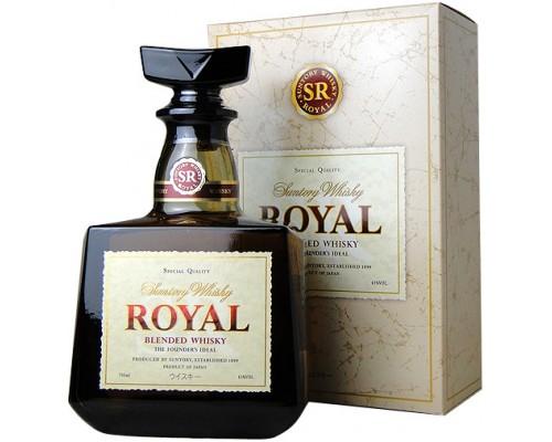 Виски Suntory Royal gift box 0.7 л