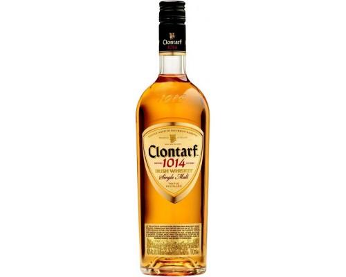 Виски Castle Brands Clontarf Single Malt Whiskey 0.7 л