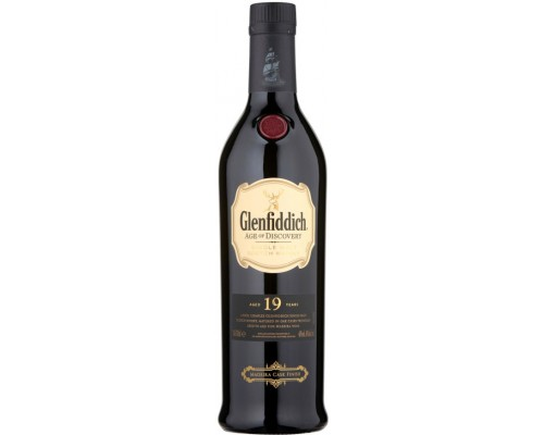 Виски Glenfiddich Age of Discovery Madeira Cask 19 years with box 0.7 л