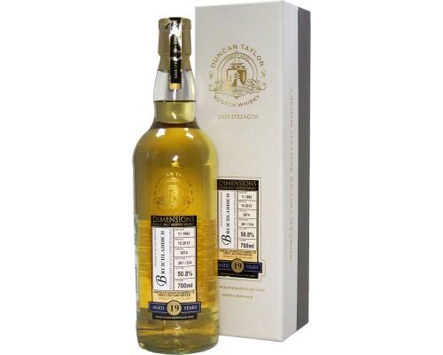 Виски Bruichladdich 19 Years Old Dimensions 1992 gift box 0.7 л