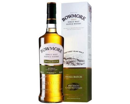 Виски Bowmore Small Batch gift box 0.7 л