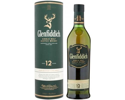 Виски Glenfiddich 12 Years Old 0.5 л