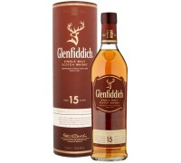 Виски Glenfiddich 12 Years Old in tube 0.75 л