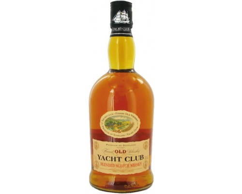 Виски Yacht Club 0.7 л