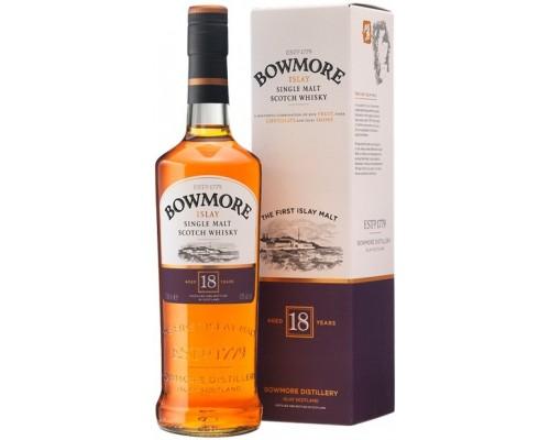 Виски Bowmore 18 Years Old gift box 0.7 л