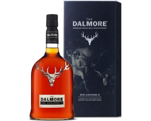 Виски Dalmore King Alexander III box 0.7 л