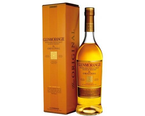 Виски Glenmorangie The Original in gift box 0.5 л