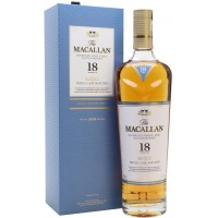 Виски Macallan Triple Cask Matured 18 Years Old gift box 0.7 л