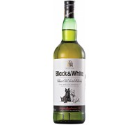 Виски Black & White 0.7 л