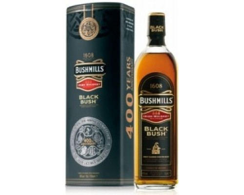 Виски Bushmills Black Bush with box 0.7 л
