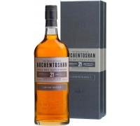 Виски Auchentoshan 21 Years Old gift box 0.7 л