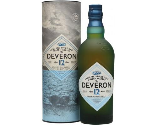 Виски Deveron 12 Years Old in tube 0.7 л